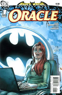 Cover Thumbnail for Bruce Wayne: The Road Home: Oracle (DC, 2010 series) #1