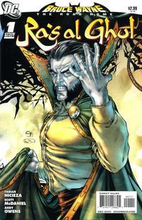 Cover Thumbnail for Bruce Wayne: The Road Home: Ra's al Ghul (DC, 2010 series) #1