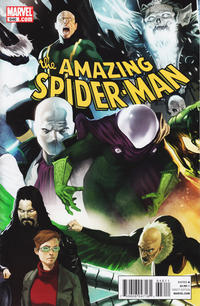 Cover Thumbnail for The Amazing Spider-Man (Marvel, 1999 series) #646