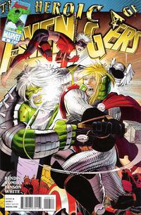 Cover Thumbnail for Avengers (Marvel, 2010 series) #6