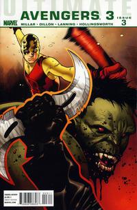 Cover Thumbnail for Ultimate Avengers (Marvel, 2009 series) #15