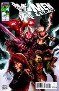 Cover Thumbnail for X-Men: Legacy (Marvel, 2008 series) #241