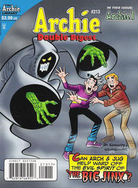 Cover Thumbnail for Archie's Double Digest Magazine (Archie, 1984 series) #213