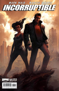 Cover Thumbnail for Incorruptible (Boom! Studios, 2009 series) #11 [Cover A]