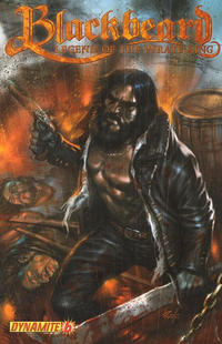 Cover Thumbnail for Blackbeard: Legend of the Pyrate King (Dynamite Entertainment, 2009 series) #6