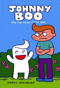 Cover Thumbnail for Johnny Boo and the Mean Little Boy (Top Shelf, 2010 series) #[nn]