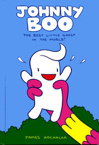 Cover Thumbnail for Johnny Boo:  The Best Little Ghost in the World (Top Shelf, 2008 series) #[nn]