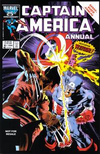 Cover Thumbnail for Hasbro / Captain America Annual (Marvel, 2010 series) #8