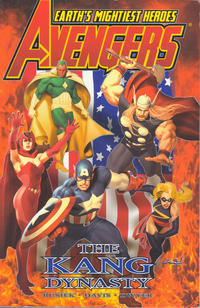 Cover Thumbnail for Avengers: The Kang Dynasty (Marvel, 2002 series)