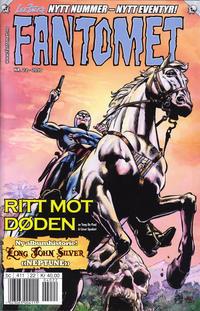 Cover for Fantomet (Hjemmet / Egmont, 1998 series) #22/2010