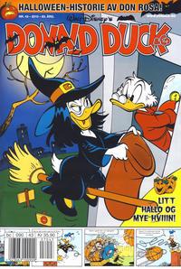 Cover Thumbnail for Donald Duck & Co (Hjemmet / Egmont, 1948 series) #43/2010