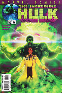 Cover Thumbnail for Incredible Hulk (Marvel, 2000 series) #32 (506) [Direct Edition]