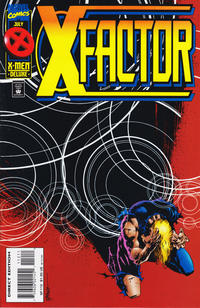 Cover for X-Factor (Marvel, 1986 series) #112 [Direct Edition]