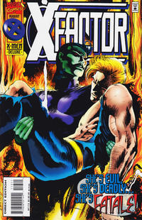 Cover Thumbnail for X-Factor (Marvel, 1986 series) #113 [Direct Edition]