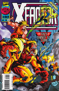 Cover Thumbnail for X-Factor (Marvel, 1986 series) #124 [Direct Edition]