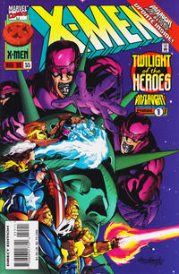 Cover Thumbnail for X-Men (Marvel, 1991 series) #55 [Direct Edition]