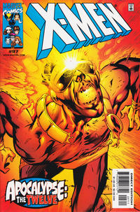 Cover Thumbnail for X-Men (Marvel, 1991 series) #97 [Direct Edition]