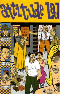 Cover Thumbnail for Attitude Lad (Slave Labor, 1994 series) #1