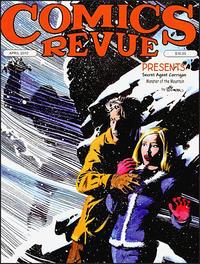 Cover Thumbnail for Comics Revue (Manuscript Press, 1985 series) #287-288