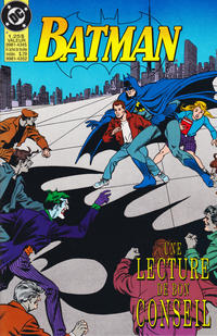 Cover Thumbnail for Batman (DC, 1992 series)