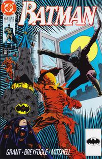 Cover Thumbnail for Batman (DC, 1940 series) #457 [Direct]