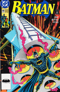 Cover Thumbnail for Batman (DC, 1940 series) #466 [Direct]