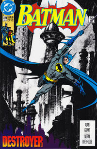 Cover Thumbnail for Batman (DC, 1940 series) #474 [Direct]