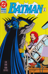 Cover Thumbnail for Batman (DC, 1940 series) #476 [Direct]