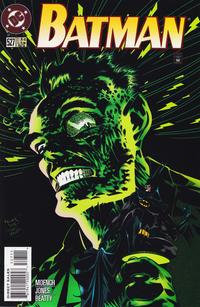 Cover Thumbnail for Batman (DC, 1940 series) #527 [Direct]