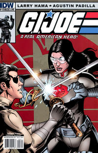 Cover Thumbnail for G.I. Joe: A Real American Hero (IDW, 2010 series) #158 [Cover B]