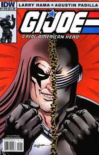 Cover Thumbnail for G.I. Joe: A Real American Hero (IDW, 2010 series) #159 [Cover B]