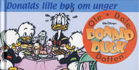 Cover Thumbnail for Donald minibøker (Hjemmet / Egmont, 2010 series) #[2] - Donalds lille bok om unger