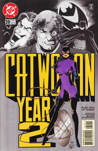 Cover Thumbnail for Catwoman (DC, 1993 series) #39 [Direct]