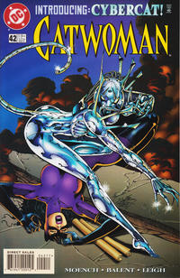 Cover Thumbnail for Catwoman (DC, 1993 series) #42 [Direct]