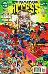 Cover Thumbnail for DC / Marvel All Access (DC, 1996 series) #4 [Direct Edition]