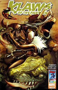 Cover Thumbnail for Klaws of the Panther (Marvel, 2010 series) #1 [Direct Edition]