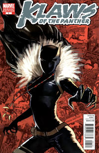 Cover Thumbnail for Klaws of the Panther (Marvel, 2010 series) #1 [Variant Edition]