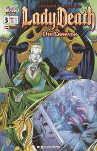 Cover Thumbnail for Lady Death: Die Legende (mg publishing, 2004 series) #3