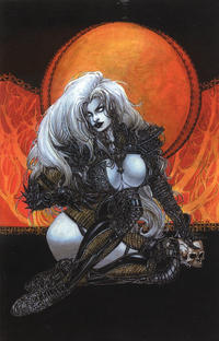 Cover Thumbnail for Lady Death: Die Legende (mg publishing, 2004 series) #1