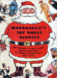 Cover Thumbnail for Toy World Funnies (Eastern Color, 1933 series)  [Wanamaker's]