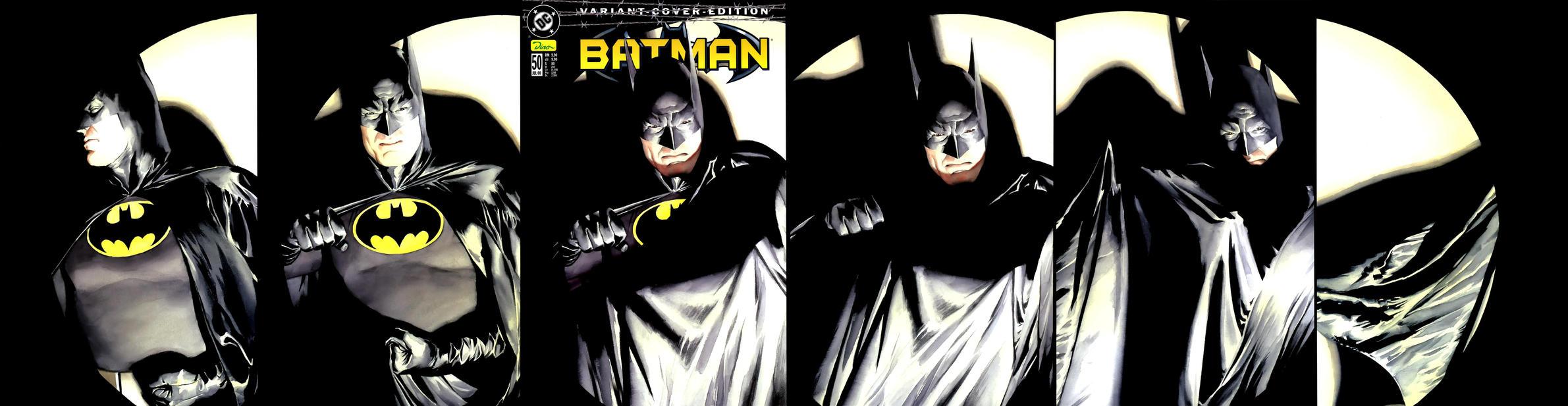 Cover for Batman (Dino Verlag, 1997 series) #50