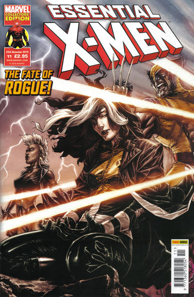 Cover for Essential X-Men (Panini UK, 2010 series) #11