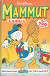 Cover for Mammut Comics (Egmont Ehapa, 1982 series) #5