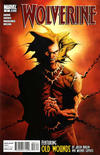 Cover for Wolverine (Marvel, 2010 series) #3