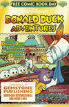 Cover for Walt Disney's Donald Duck Adventures - Free Comic Book Day (Gemstone, 2003 series) #[nn] [San Diego Comic-Con 2003 Variant]