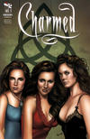Cover Thumbnail for Charmed (2010 series) #1 [Mark Sparacio Cover]