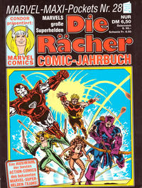 Cover Thumbnail for Marvel-Maxi-Pockets (Condor, 1980 series) #28