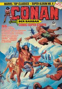 Cover Thumbnail for Marvel Top-Classics (Condor, 1980 series) #6