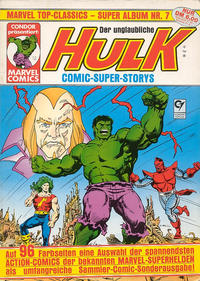 Cover Thumbnail for Marvel Top-Classics (Condor, 1980 series) #7