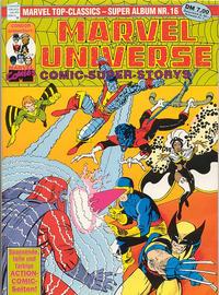 Cover Thumbnail for Marvel Top-Classics (Condor, 1980 series) #16